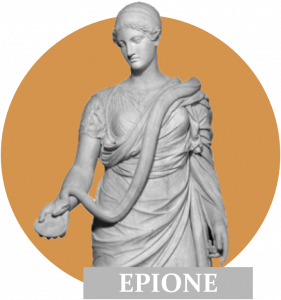 DOMŒPIONE-epione-deesse-grecque